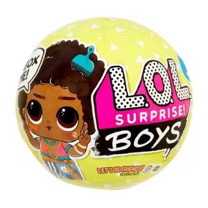 L.O.L. Surprise! Игровой набор с куклой серии S3 - МАЛЬЧИКИ
