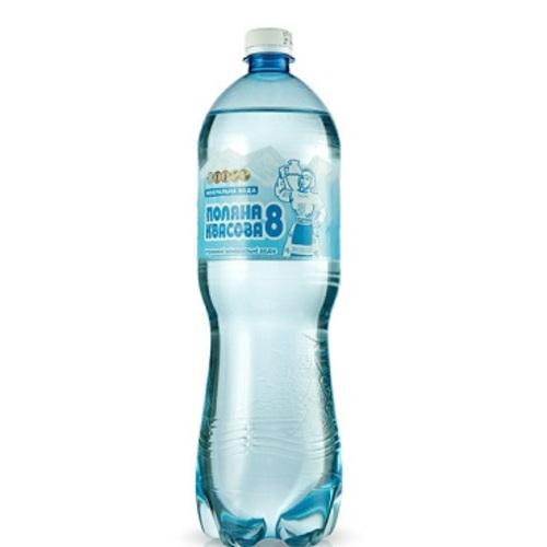 ПОЛЯНА КВАСОВА мин. вода 1,5л (пэт)