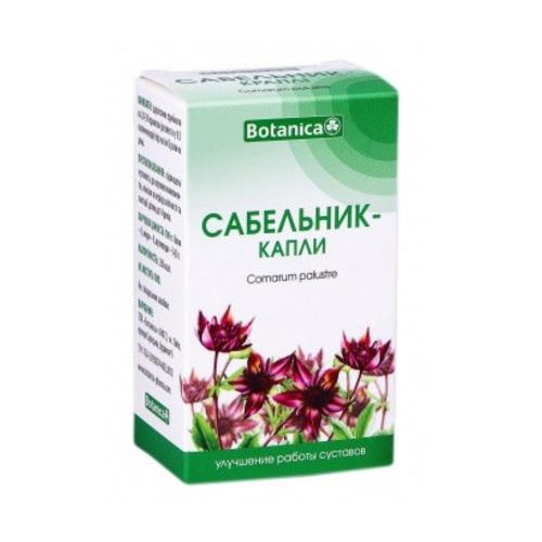 САБЕЛЬНИК КАПЛИ 50МЛ - фото 1 | Сеть аптек Viridis
