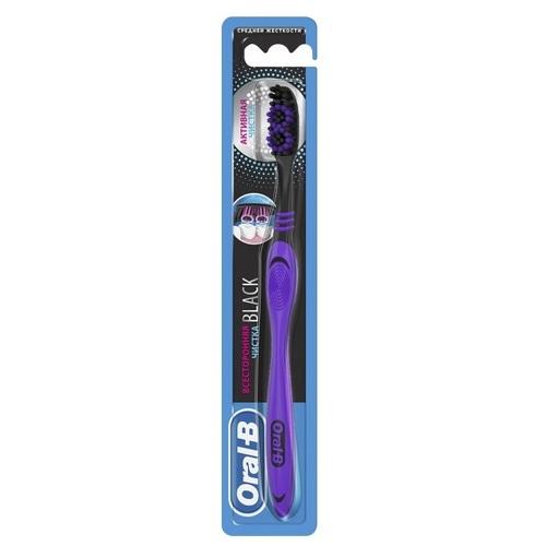 ОРАЛ БІ зуб. щітка Всебічна чистка Black 40 Medium 1шт - фото 1 | Сеть аптек Viridis