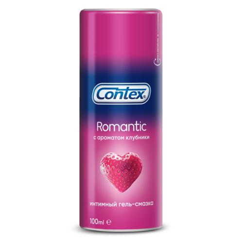 КОНТЕКС ГЕЛЬ-ЗМАЗКА Romantic 100мл - фото 1 | Сеть аптек Viridis