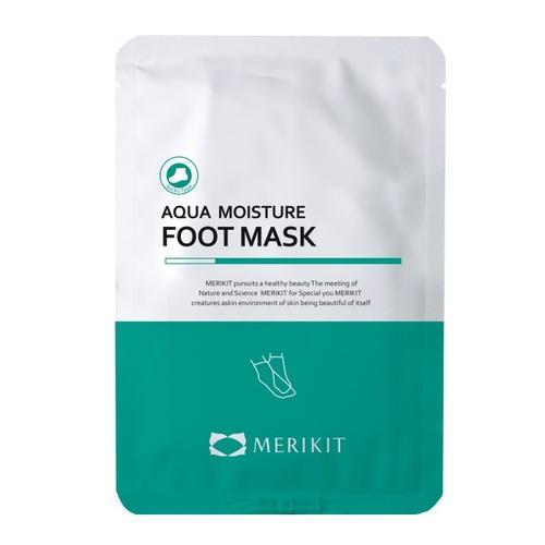 МЕРІКІТ Зволожувальна маска для ніг  20гр - фото 1 | Сеть аптек Viridis