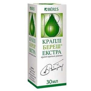 КРАПЛІ БЕРЕШ ЕКСТРА 30МЛ №1
