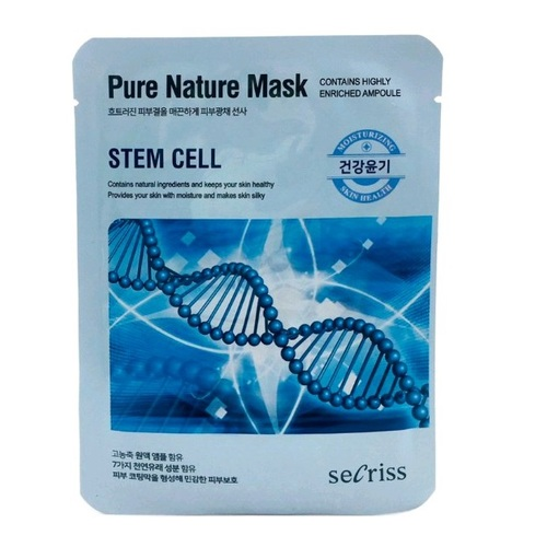 СЕКРІСС Маска для обличчя Стовбурові клітини омолодження 25мл - фото 1 | Сеть аптек Viridis