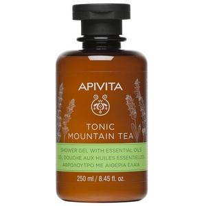 АПИВИТА TONIC MOUNTAIN TEA Гель для душу з ефірними оліями 250 мл