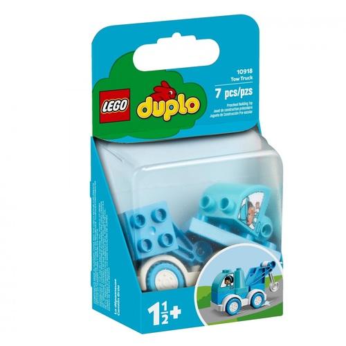 Конструктор LEGO Duplo Буксировщик - фото 1 | Сеть аптек Viridis