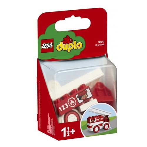 Конструктор LEGO Duplo Пожарная машина - фото 1   Сеть аптек Viridis
