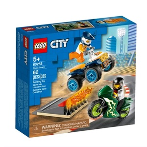 Конструктор LEGO City Команда каскадеров