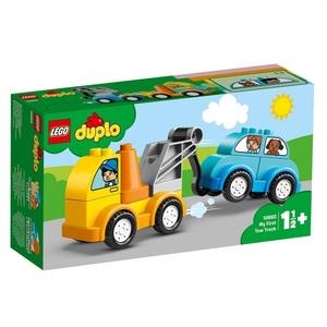Конструктор LEGO Duplo Мой первый эвакуатор