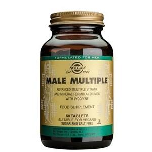 СОЛГАР Комплекс витаминов д/мужчин таб. №60
