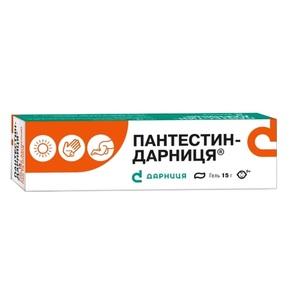 ПАНТЕСТИН-Д ГЕЛЬ 15Г