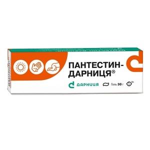 ПАНТЕСТИН-Д ГЕЛЬ 30Г
