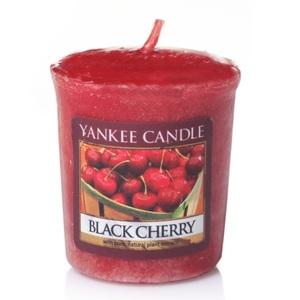 ЯНКІ КЕНДЛ Свічка ароматична Black Cherry 49гр