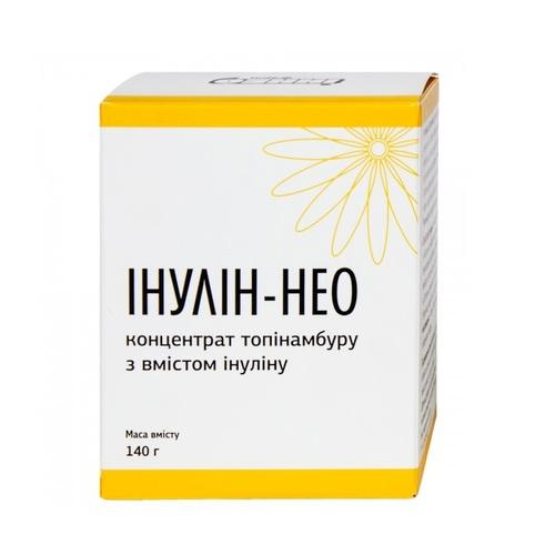 ИНУЛИН-НЕО 140 Г ВАНИЛИН - фото 1 | Сеть аптек Viridis