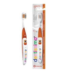 ДЕНТІССІМО Зубна щітка для дітей 6+ років м'яка щітина