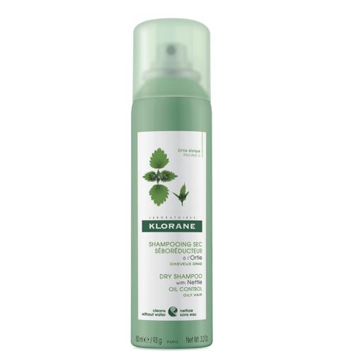 КЛОРАН Сухой шампунь для жирных волос Крапива 150мл - фото 1 | Сеть аптек Viridis