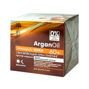 ЕЛЬФА Dr. SANTE Argan Oil Крем-ліфтинг відновлювальний проти зморшок 60+ 50мл