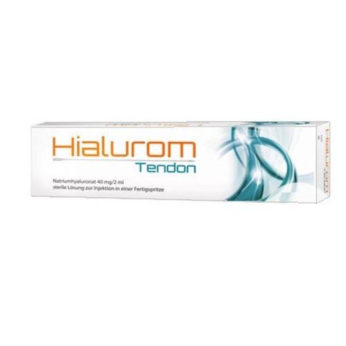 HIALUROM TENDON Р-Р.40МГ/2МЛ#1 - фото 1   Сеть аптек Viridis