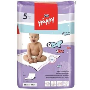 БЕЛЛА Пелёнки для младенцев Happy Baby 60х90 5шт
