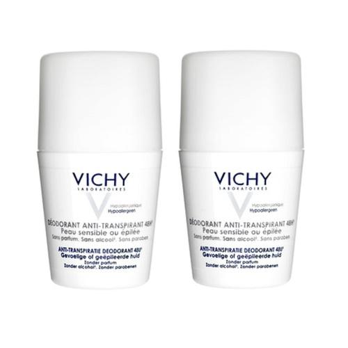 ВИШИ Промо набор Дезодорантов 48 часов для чувствительной кожи -40% - фото 1 | Сеть аптек Viridis
