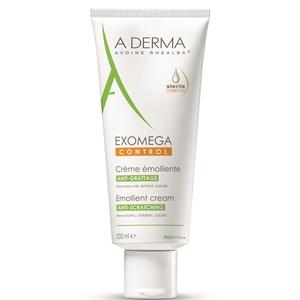 А-ДЕРМА ЕКЗОМЕГА Крем д/пом'якшення атопічної шкіри обличчя та тіла 200мл