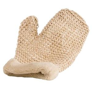 СУАВІПЬЕЛЬ Банна мочалка-рукавиця натуральна (сизаль)