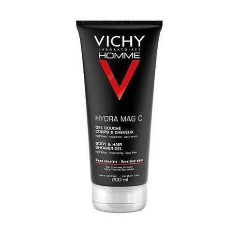 ВІШИ Ом Гідра Maг C Тонізуючий зволожуючий гель для душу для тіла та волосся  для чоловіків 200мл - фото 1 | Сеть аптек Viridis