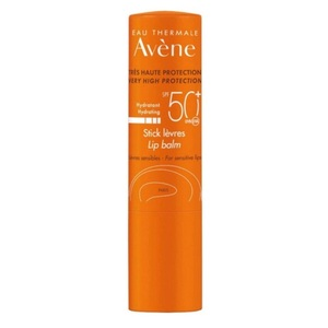 АВЕН Солнцезащитный стик для губ SPF50+ 3гр