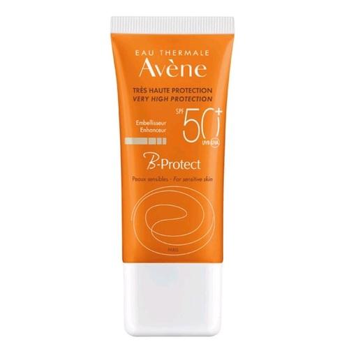 АВЕН Крем солнцезащитный B-Protect для чувствительной кожи лица SPF50+ 30мл - фото 1 | Сеть аптек Viridis