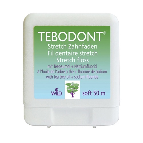 ЗУБНА НИТКА Tebodont, 50м - фото 1   Сеть аптек Viridis