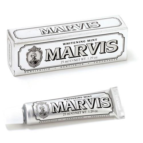 МАРВИС Зубная паста отбеливающая 25мл - фото 1 | Сеть аптек Viridis