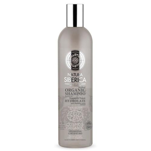 НАТУРА СИБЕРИКА Шампунь для поврежденных волос Энергия и Сияние 400мл - фото 1 | Сеть аптек Viridis
