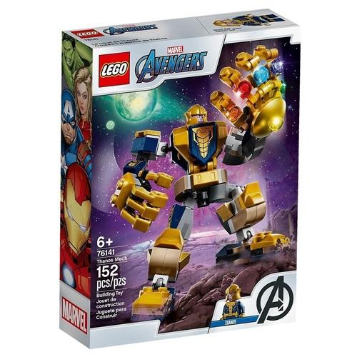 Конструктор LEGO Super Heroes Робокостюм Таноса - фото 1 | Сеть аптек Viridis