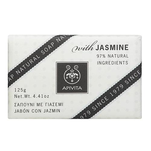 АПИВИТА Мыло с жасмином 125г -  - фото 1 | Сеть аптек Viridis