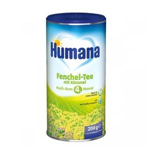ХУМАНА Чай с фенхелем и тмином 200г