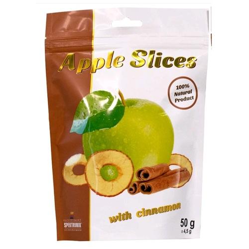 СПЕКТРУМІКС Слайси яблучні з корицею 33г - фото 1 | Сеть аптек Viridis