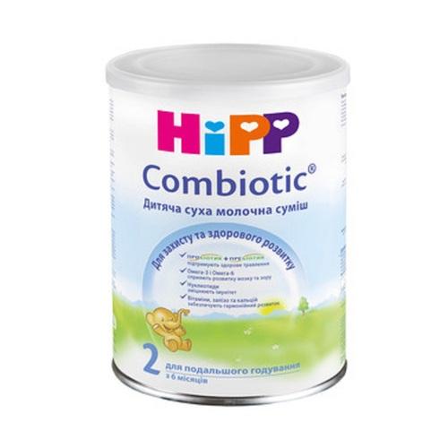 ХИПП Сухая молочная смесь для дальнейшего кормления