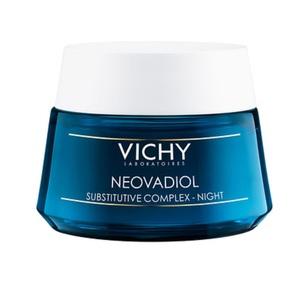 ВИШИ Неовадиол ночной антивозрастной крем-уход с компенсирующем эффектом для всех типов кожи 50мл
