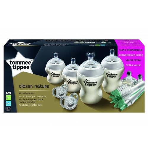TOMMEE TIPPEE Набор бутылочек для новорожденных от 0 мес. - фото 1 | Сеть аптек Viridis