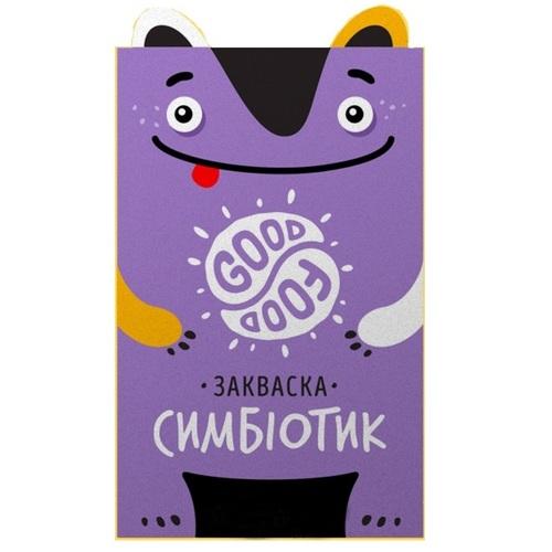 ЗАКВАСКА GOOD FOOD СИМБІОТИК №5 - фото 1 | Сеть аптек Viridis