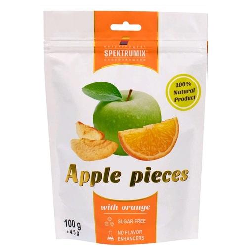 СПЕКТРУМІКС Скибочки яблучні з апельсином 100г - фото 1 | Сеть аптек Viridis