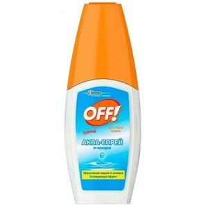 ОФФ Аква-спрей от комаров 100мл