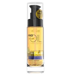ВОЛЛАРЕ Масло для тонких волос с оливковым маслом, витаминами А, D, E 30мл