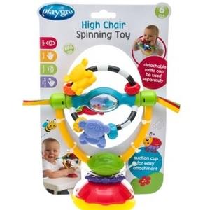 PLAYGRO Развивающая игрушка на стульчик от 6 мес.