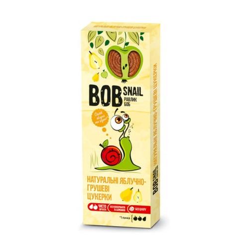 РАВЛИК БОБ ЦУКЕРКИ яблуко-груша 30 г - фото 1 | Сеть аптек Viridis