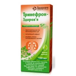 ТРИНЕФРОН КАПЛИ 100МЛ