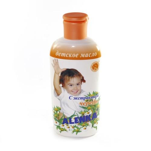 АЛЕНКА Детское масло (с экстрактом череды) 200мл