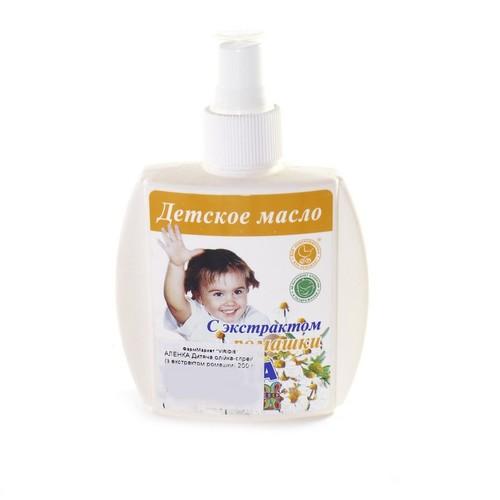 АЛЕНКА Дитяча олійка-спрей (з екстрактом ромашки) 200 г купить в Броварах