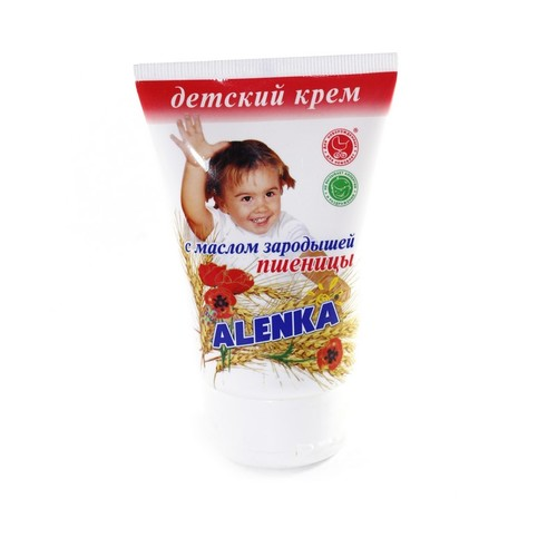 АЛЕНКА Дитячий крем з маслом паростків пшениці 100 мл, купить в Славутиче