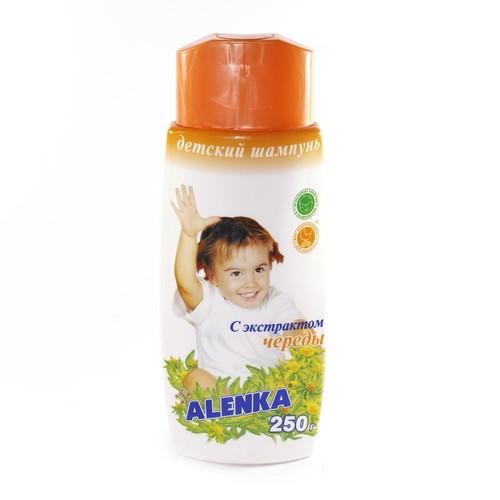 АЛЕНКА Дитячий шампунь (з екстрактом череди)  250 г. купити в Броварах